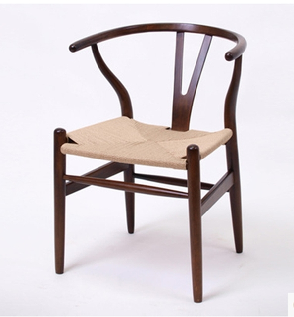 Wishbone Chairs Wood Dining Chair Y Chair Designer Works Cafe