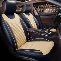 Artificial Leather auto seats covers pu leather car seat cover for BMW i3 1 2 3 4 5 6 7 8 series alpina b3 b4 d3 z1 z4 b5 b6 d5