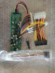 Atx DC ATX20P разобрать Мощность бортовой компьютер Питание доска имеет Процессор SATA 24 P линии сварки