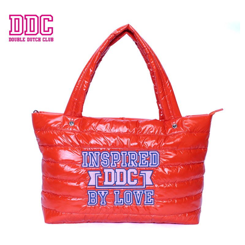 DDC Brand Handbags Women Top-handle Bags Female Shoulder Bag Female Fashion Down Bag Original Designer Casual Tote Dames Tassen ddc brand handbags new bag female solid bag women messenger bag female casual tote small original designer female shoulder bag