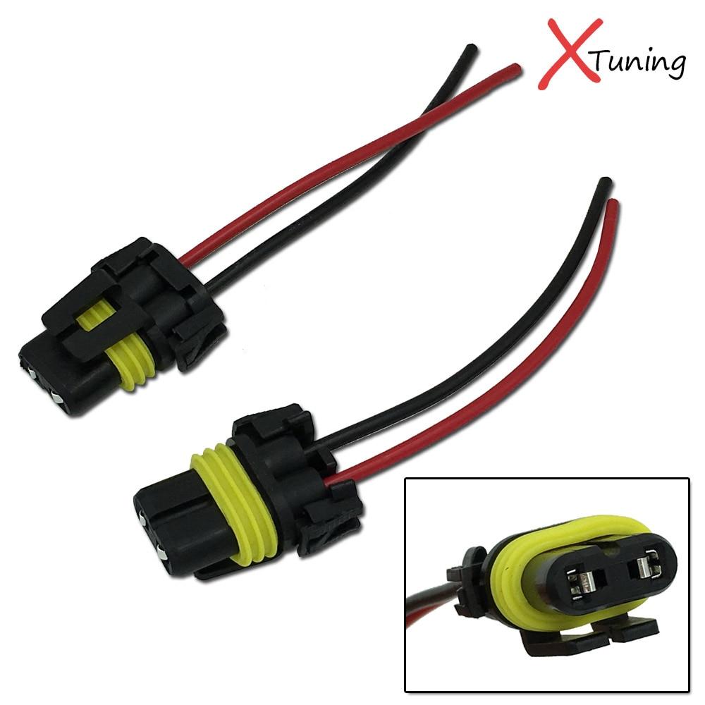 universal fog light wiring harness