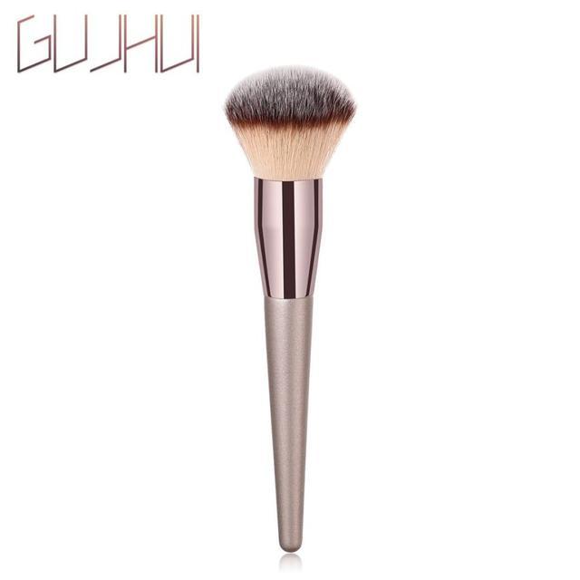 Eyebrow Eyeshadow Brush Makeup Brushes  1PCS Wooden Foundation Cosmetic Brush Women's Fashion beauty tools oct26