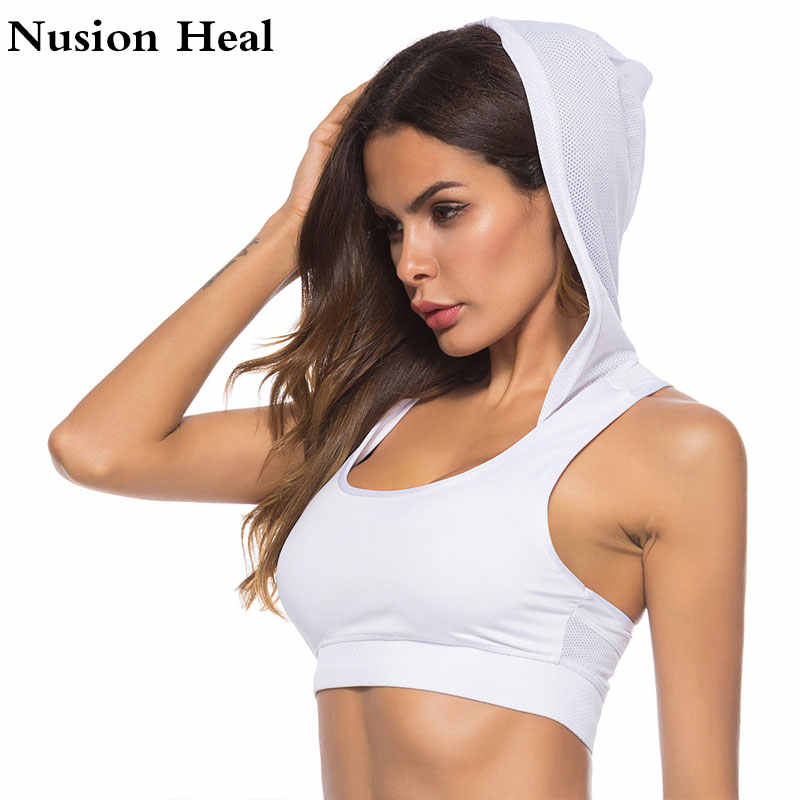 Dropship Push Up Women Sport Sports Bra Top For Fitness Yoga Cross Strap Womens Gym Running Padded Tank Athletic Vest Underwear
