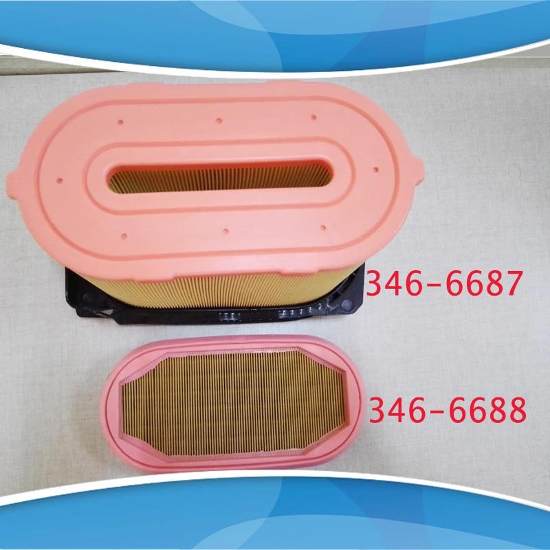 3466687, 346-6687 and 3466688 346-6688 air filter3466687, 346-6687 and 3466688 346-6688 air filter