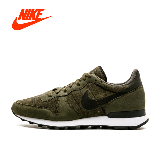 Authentieke NIKE Waterdichte INTERNATIONALIST TP mannen Loopschoenen  Sneakers