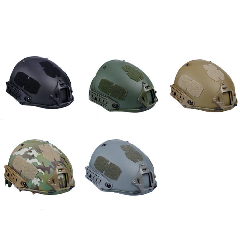 Fast Base Jump Simple Helmet Tactical Accessories Army Combat Head Equipment Airsoft War Game Paintball Helmet