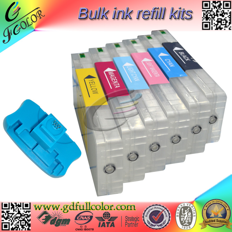 Free shipping Refillable Cartridge with Chip and Resetter Combo kits for  Epson 7900 7910 ink refill kits|refillable cartridges|refill ink cartridges epson|cartridge epson - title=