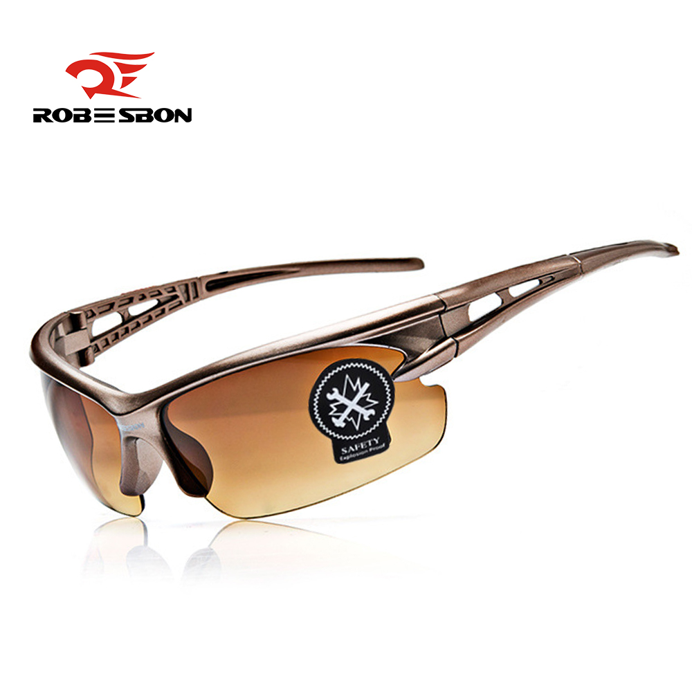 ROBESBON Ciclismo Tactical Glasses Men Women Bicycle Bike Sports Cycling Glasses