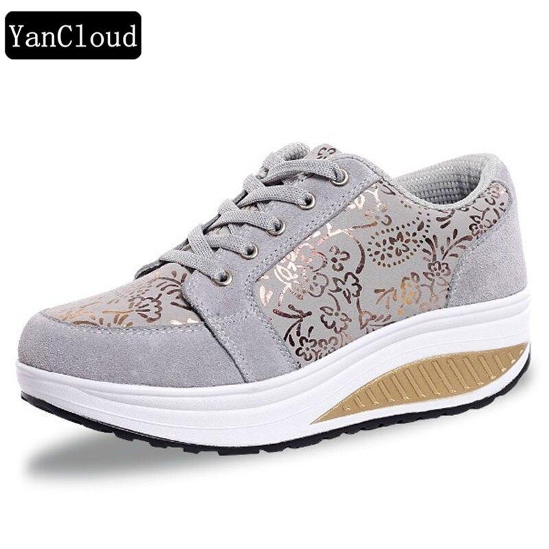 2013 Mode Lente en Herfst Comfortabele Synthetisch Leren Sprot - Damesschoenen