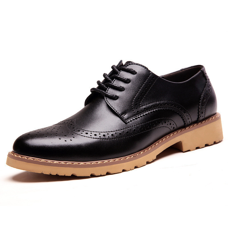 soft leather brogue shoes 2016 platform oxford shoes