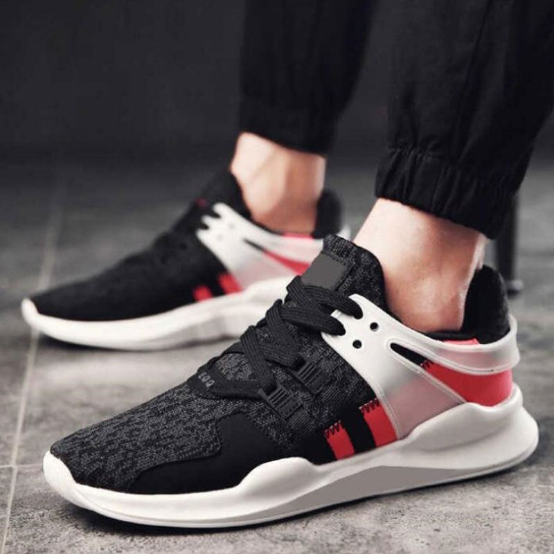 Autumn Men's Casual Shoes Breathable sneakers Size40-44 Shoe Spring Lightweight Comfortable Walking shoes students Footwear M199