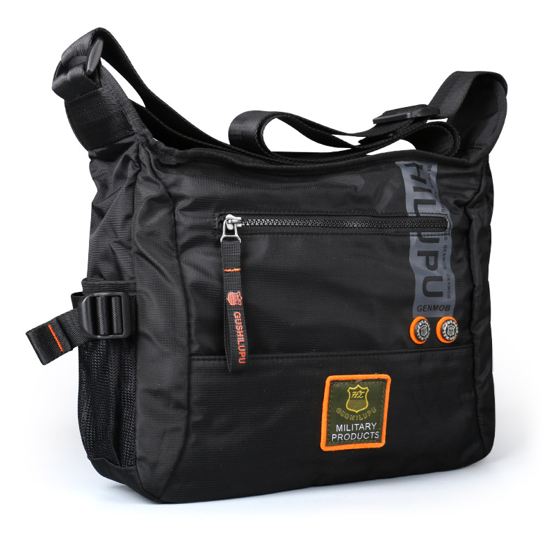 Bags Fashion Messenger-Bag Cross-Crossbody-Bag Oxford Multifunction Casual Men Toolkit