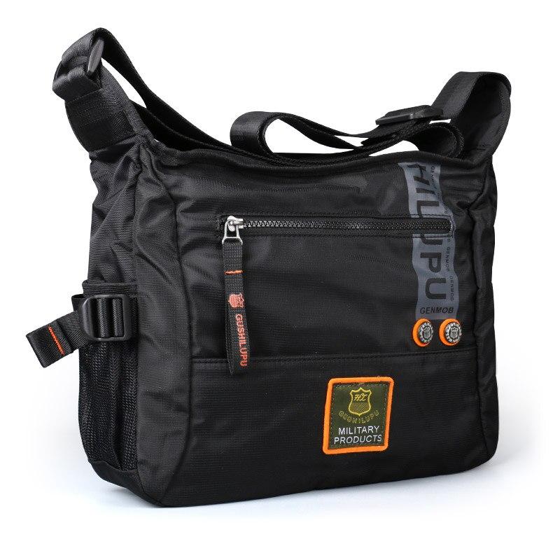 2018 Men Messenger Multifunction Bags fashion Cross crossbody bag