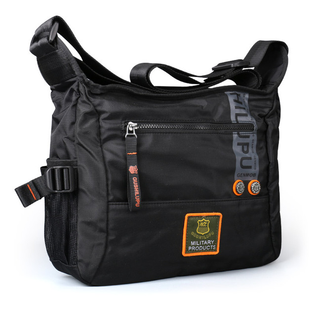 2020 Men Messenger Multifunction Bags fashion Cross crossbody bag Leisure oxford cloth casual travel men messenger bag Toolkit