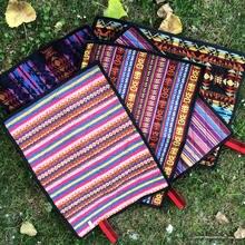 Напольный складной коврик для кемпинга пикника с защитой от