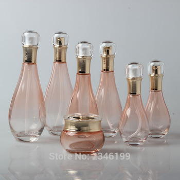 10pcs/lot 150ML 100ML 60ML Empty DIY Cosmetic Spray Bottle, High Grade Lotion Pump Bottle, Emulsion Package, 50G Cream Jar