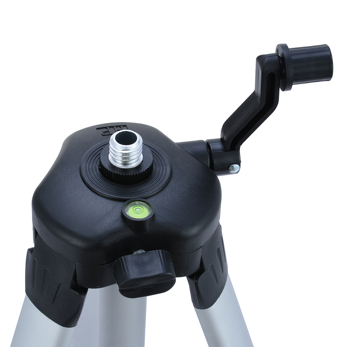 1pc 360 Degree Laser Level Tripod Professional Self-leveling Cross Laser Level Tripod Mayitr Measurement Analysis Instruments