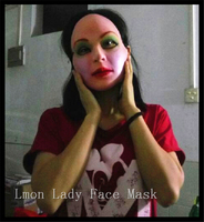 Female Mask Latex Silicone Ex Machina Realistic Human Skin Masks Halloween Dance Masquerade Cosplay Human Skin