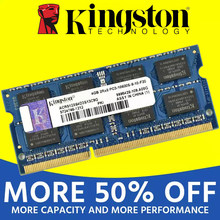 Kingston-Memoria RAM para ordenador portátil, módulo DDR2 800 667 MHz PC2 6400S 1GB 2G 2GB 4G 4GB 8GB DDR3 1333 1600 MHz PC3-12800