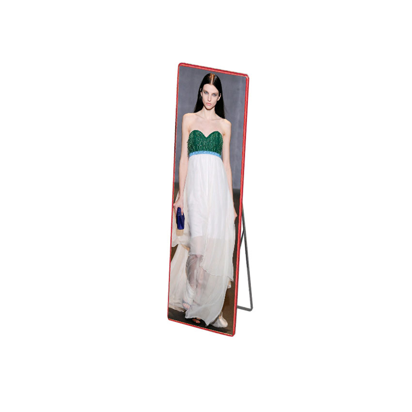 Indoor P3 LED advertising posters screen, led wall player, vertical advertising machine, LED sign display standIndoor P3 LED advertising posters screen, led wall player, vertical advertising machine, LED sign display stand