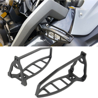 2Pcs Turn Indicator Signals Protection Shields Cover Fits For BMW R1200 GS LC R1200GS R1200LC 2013