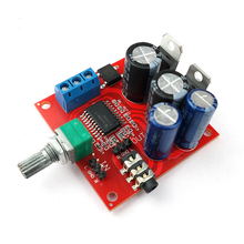 TPA6120 Headphone Amplifier Board Stereo Enthusiast Headphones AMP With Volume Adjustment Dual AC12-15V Power Supply