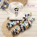 KYNE Baby Clothes Boys Clothing Sets Kids Fashion Spring  Children Clothings set Sport Pullover Suits Cotton Kids Clothes