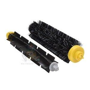 Image 2 - 10 Pack para iRobot Roomba acessórios principal lado da escova escova de ar filtro para iRobot Roomba 600 690 620 630 650 660 671 680