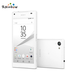 Sony Xperia Z5 Compact E5823 Original Unlocked z5 mini GSM 4G Android Octa-Core 2GB RAM 4.6