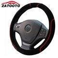 Novo Inverno Direção Pelúcia Tampa Da Roda de Direcção Do Carro Anti-skid Comfort-Tampa da roda de Carro-Styling