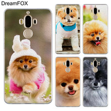 DREAMFOX M278 Pomeranian Dog Dogs Soft TPU Silicone Cover Case For Huawei Mate 8 9 10 20 30 Lite Pro