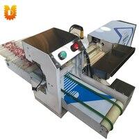 Automatic Satay String Making Machine/Mutton Kebab Machine/Meatball Wear String Machine
