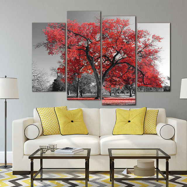 canvas painting print wall