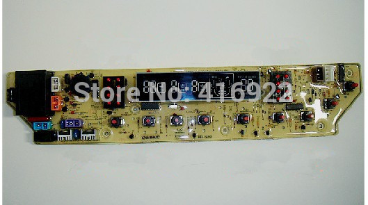 Free shipping 100% tested for Midea for rongshida washing machine board rb60-5001gx motherboard on sale free shipping 100%tested for rongshida washing machine computer board motherboard xqb4228g control board fully automatic on sale