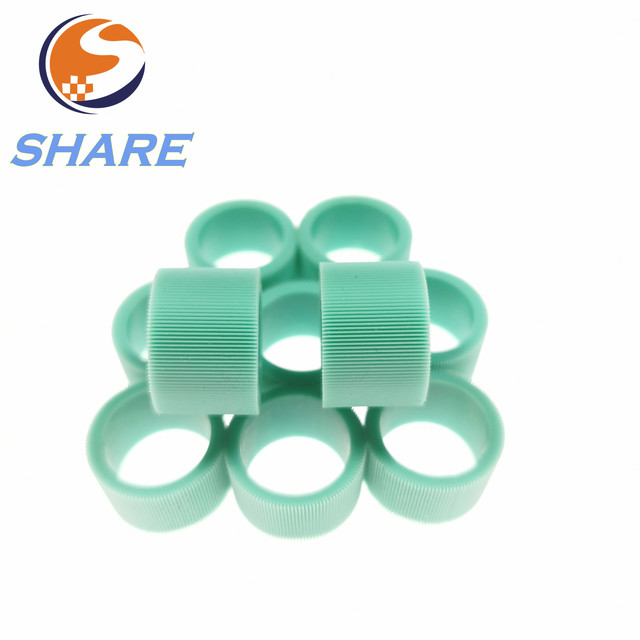 Share 50ps pickup rubber feed rubber 41X0958 40X8297 for Lexmark MS310 312 315 415 510 610 511 1140 1145 3150 611 711 811 810