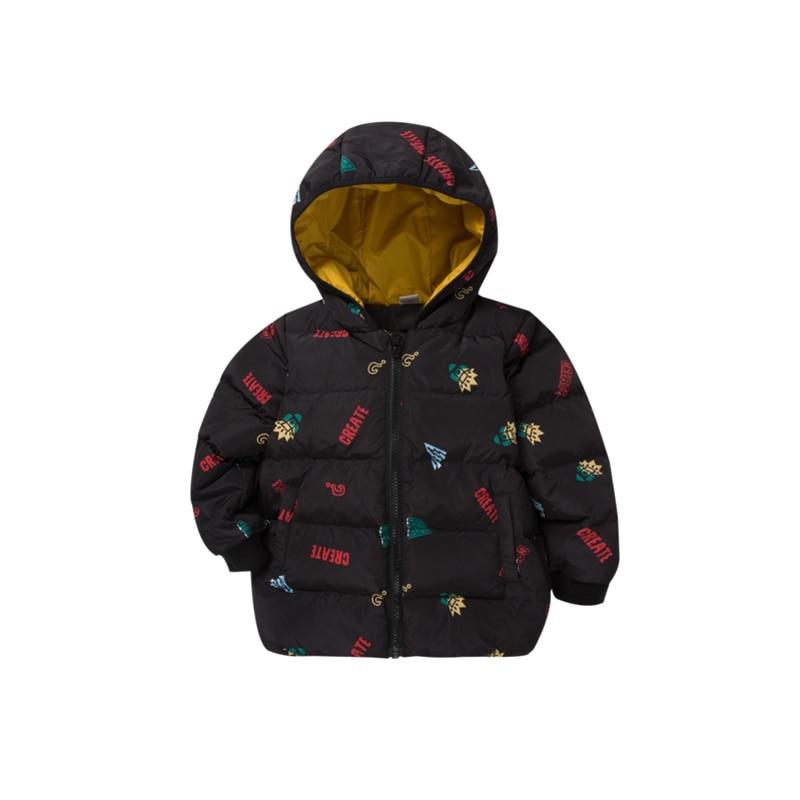 e6fedf33b 2018 new baby boy Children Autumn Winter Coats Girls Down Cotton ...