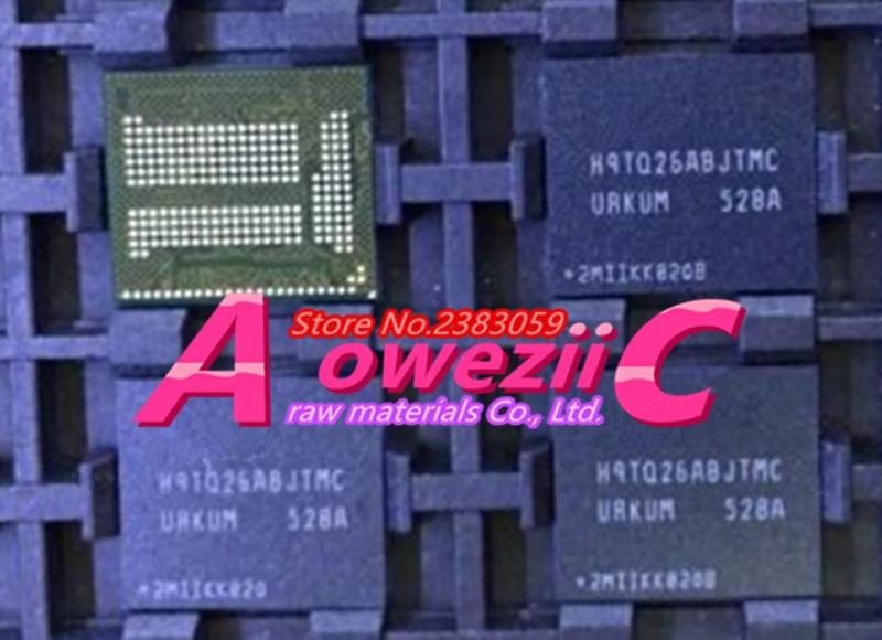 Aoweziic (1PCS) (2PCS) (5PCS) (10PCS)  100% new original   H9TQ26ABJTMCUR-KUM BGA   Memory chip    H9TQ26ABJTMCUR KUM aoweziic 5pcs 100