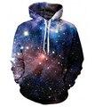 Nova hipster exuberante galaxy unisex todos os mais de impressão 3d com capuz hoodies das camisolas dos homens das mulheres do punk roupas suores casuais