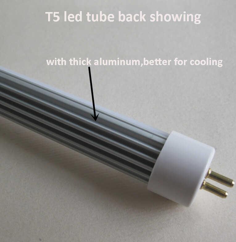 (EICEO) новая светодиодная лампа T5 отдельные светодиодные лампы 30 см 60 см * 90 см 120 см с SMD2835 чип алюминий материал CE по ограничению на использование опасных материалов в производстве 110 V 220 V