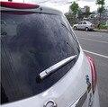Styling de carro para Nissan Juke 2010 2014 ABS cromado traseiro limpador tampa do carro decoração frete grátis
