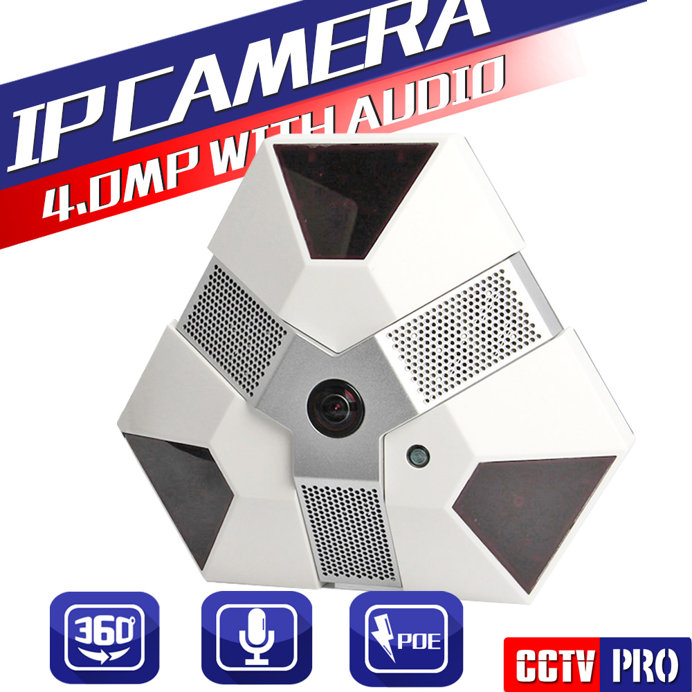 XMEye 4MP 3MP Full HD Dome IP Camera With POE Audio Fisheye Lens Night Vision CCTV Security 180/360 Degree Panoramic View full hd 3mp poe ip camera 4mp lens poe 802 3af 1080p bullet abs indoor dome night vision p2p home security freeip pro app webcam