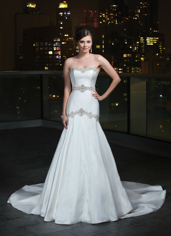 vestido noiva 2017 affordable royal designer discount buttons low cut back with crystal beading rustic satin wedding dresses