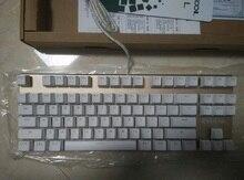 Illuminous TKL keycool 87 multicolor backlight LED translucent mechanical keyboard backlit kailh mx brown game keyboards dota