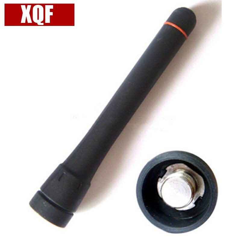 XQF VHF Stubby Antenna For ICOM Radio F11 F3011 F14 F3021 F3161 F70 F30GT Two Way Radio