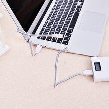 USB LED Flexible Light Lamp For Notebook Laptop PC Desktop Computer Book Reading USB Light