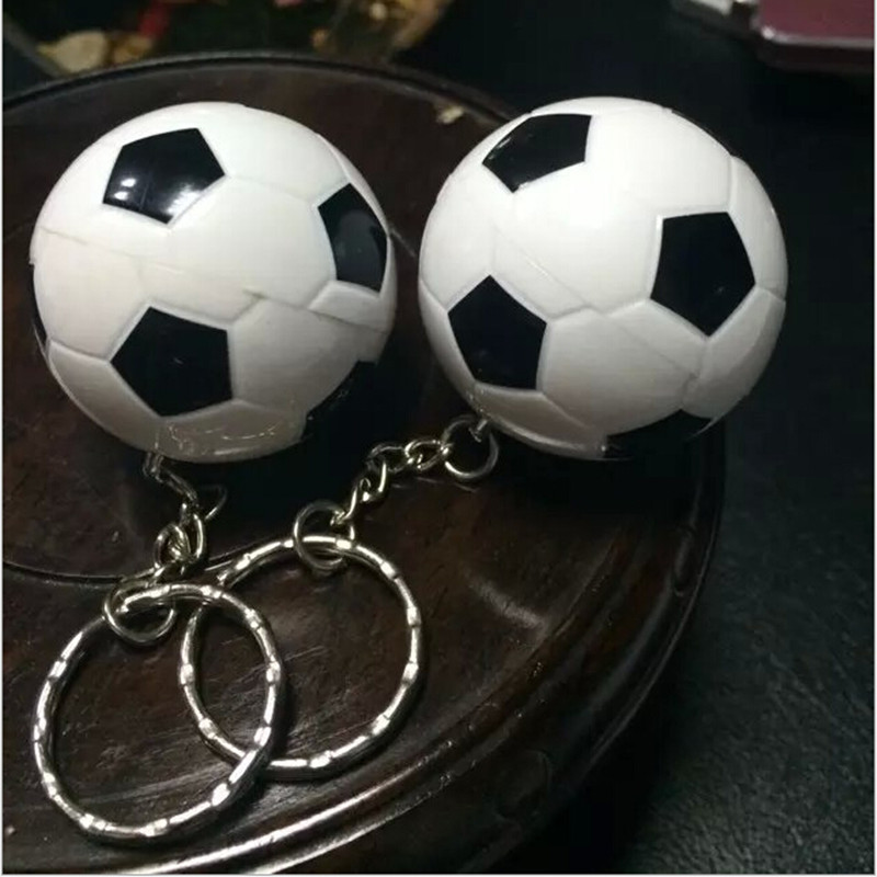 promotional gifts Plastic round Funny Football soccer usb 2.0 flash drive flash 16GB 32 GB for promotion