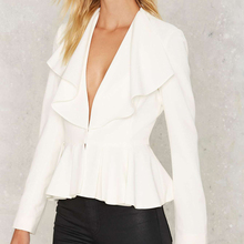 Stylish White Blazer