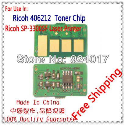 Reset Toner Chip For Ricoh Aficio SP 3300 3300D 3300DN Printer,For Ricoh SP3300 SP3300D SP3300DN 406212 TYPE SP 3300A Toner Chip-in Cartridge Chip from Computer & Office on AliExpress - 11.11_Double 11_Singles' Day 1