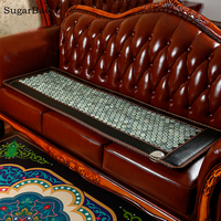 High Quality Jade Mattress Korea Tourmaline Cushion Electric Heated Sleeping Pad Sale 50cmX150cm
