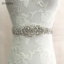 11color designer belts women high quality Bridal Wedding Belt womens 2018 fashion  rhinestone belts for dresses Crystal belt C001 14faa1016b4b